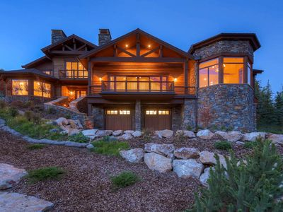 Photo for Solamere Escape: 5 BR / 5.25 BA home in Park City, Sleeps 14