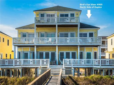 Photo for 868 Villas Dr: 5 BR / 4 BA duplex in North Topsail Beach, Sleeps 12