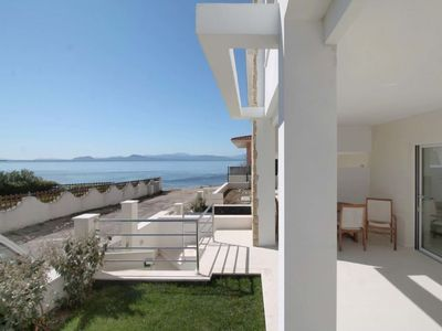 Photo for 2 bedroom Apartment, sleeps 6 in Golfo Aranci with Air Con