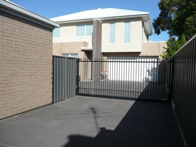 2 Storey New Luxury Home with secure remote sliding gate