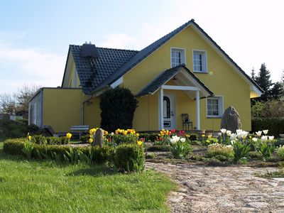 Photo for Large 120m² detached house + large garden, small stream, idyllic, nature, tranquility