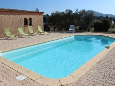 Photo for Large Villa 8 people - swimming pool in a peaceful location