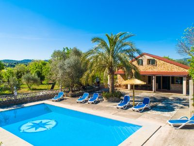 Photo for Villa Toni Corro: Large Private Pool, A/C, WiFi