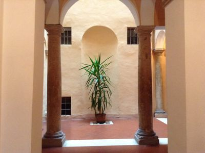 Photo for Beautiful apt in Perugia and Wifi