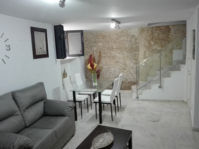 Photo for Duplex apartment in the center of Seville, Alfalfa area