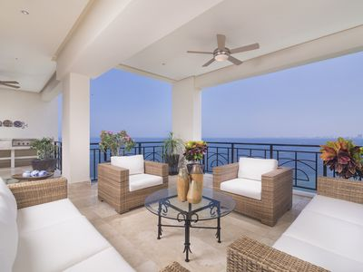 Photo for LUXURY OCEAN FRONT CONDO MOLINO DE AGUA 10th FLOOR!