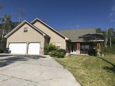 Photo for Gorgeous 5 Bedroom Home in the Hills of Star Valley Ranch