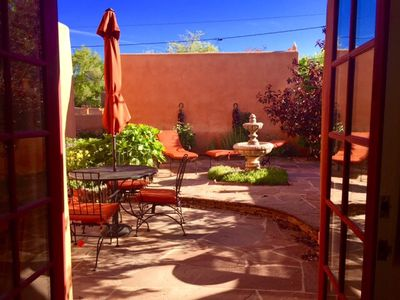 Photo for Luxury, Charm & Best Location in Santa Fe-Private Hot Tub. Summer Special Now!