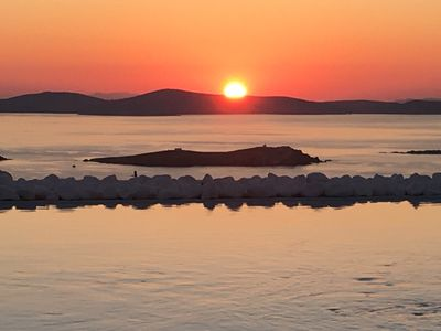 Photo for Villa Blue Infinity, Luxury villa in Mykonos, Greece. Live your mythical