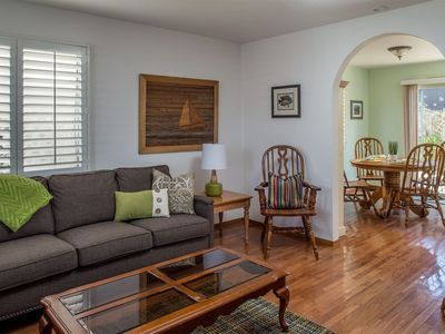 Photo for Snuggle In - Pacific Grove House - Walk to Town