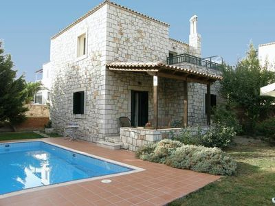 Photo for Holiday house Agios Myronas for 4 persons with 2 bedrooms - Holiday house