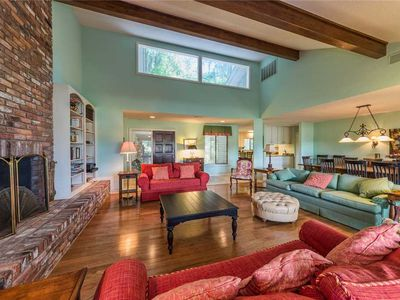 Photo for North Sea Pines Drive 82, 3 Bedroom, Sleeps 7, Golf View