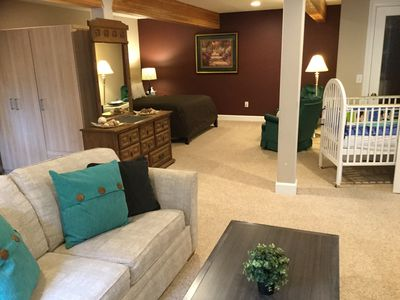 Photo for Spacious house, easy access from Seatac, Seattle & Bellevue.