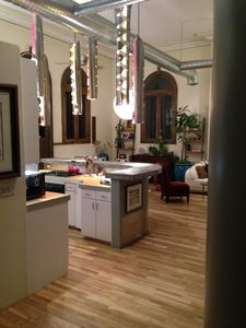Photo for Gorgeous Modern Loft in Historic Carnegie Library