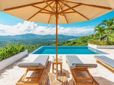 Photo for New Modern Four Bedroom Villa in Paradise