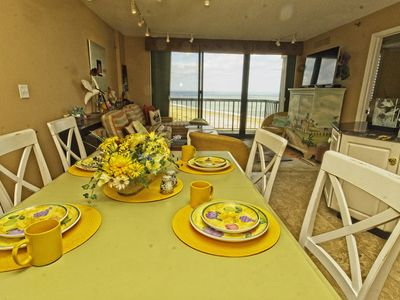 Photo for HURRY! only 2 weeks left, CONDO ON BEACH ! late August cheaper