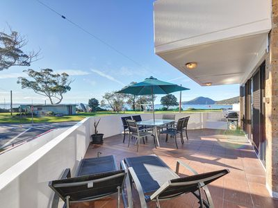Photo for 2 'Fleetwood', 63 Shoal Bay Road - spectacular views