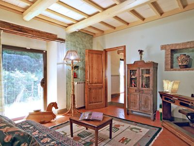 Photo for Vacation home Vecchio Mulino di Vinci in Vinci - 8 persons, 4 bedrooms