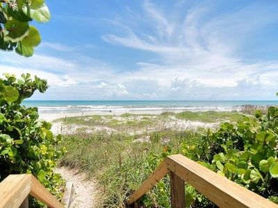 Photo for 2 Bedroom Remodeled Beachfront Condo!