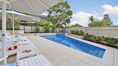 Photo for Poolside 2 Bedroom Apartment