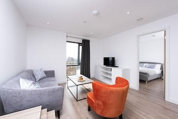 Photo for Luxury One Bedroom Whole Apartment in Birmingham