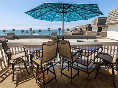 Photo for Penthouse Condo w/ Panoramic White Water Ocean  Views at Beach Resort
