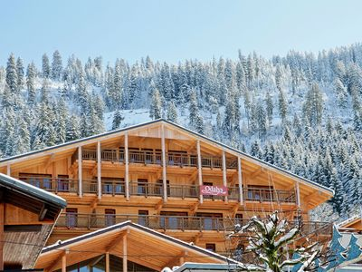 Photo for Comfortable apartment in Chatel, 50 m. from the ski lift