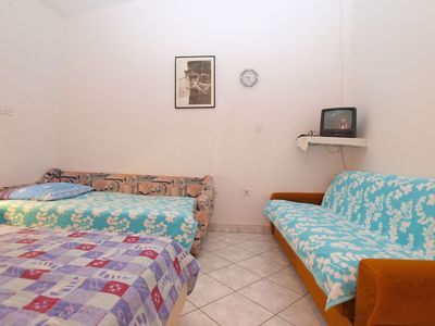 Photo for Apartment for 3 persons (ID 12413)