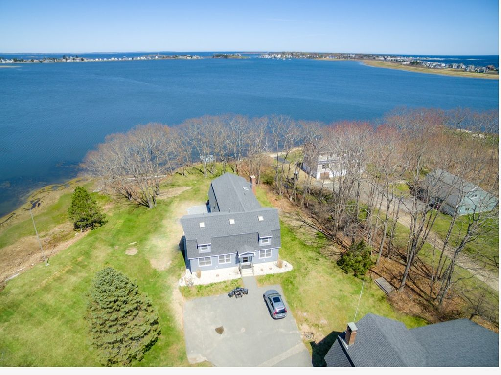 Kittycove 39179 Beautiful Year Round Waterfront Home On 4 Plus Acres Biddeford Pool