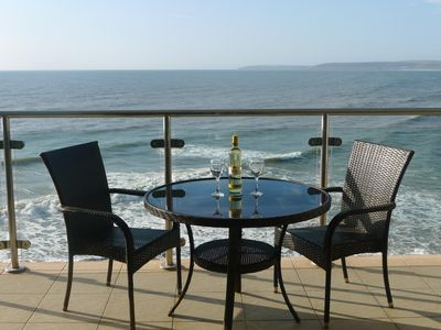 Photo for 45 Horizon View - Luxury Apartment with Amazing Sea Views in Westward Ho!