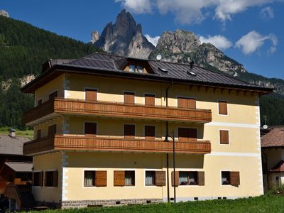 Photo for RENT POZZA DI FASSA-TRENTINO HOUSE MIRAMONTI