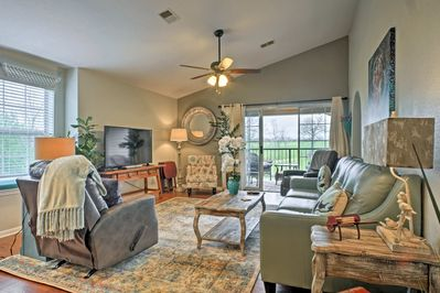 Make this newly furnished condo your new home-away-from-home in Branson!