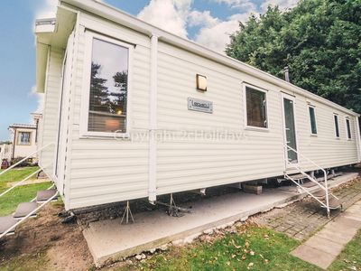 Photo for Stunning holiday home, great location on the Wild Duck holiday park in Norfolk.