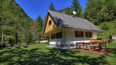 Photo for House in the Slovenian Alps for 5 persons