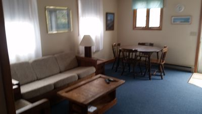 Photo for Immaculate 2 Bedroom -walk to town and beaches / 2 blocks from Oak Bluffs Harbor