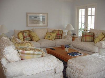 Photo for Sea Oaks Tennis Villa- Comfort & Relax ~ Walk to Beach & River