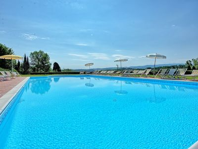 Photo for 2BR Apartment Vacation Rental in Pontita, Toscana