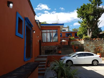 Photo for Beautiful apartment with patio in  OAXACA!