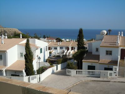 Photo for Spacious 2 bed 2 bath Apartment in Luz with large balcony and sea view