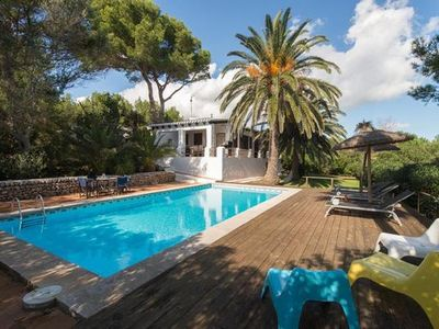 Photo for Es Grau house for 6 - 8 people with 3 bedrooms - Holiday home