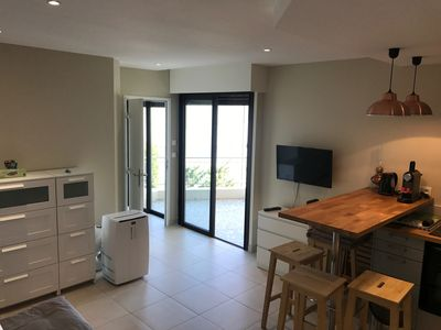 Photo for COQUET F2 FACE SEA AND PORT, CLOSE TOWN CENTER, WIFI, IDEAL 2 PEOPLE.