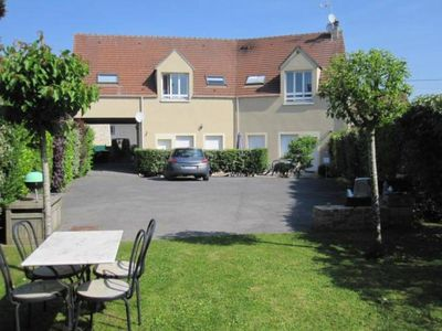Photo for apartment near disneyland paris and golf boutigny with terrace