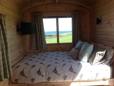 Photo for The Crofter's Snug Shepherds Hut