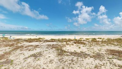"""Photo for Ready to rent now! Ocean Mile Escape! Beachfront East End, Pets OK, Comunity Pool, Wi-Fi 2BR/2.5BA """"Ocean Mile H-6"""""""