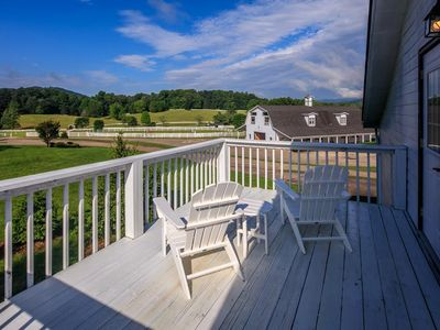 Photo for The Farmhouse Loft-Luxury Asheville/Hendersonville destination; events welcome! TIEC