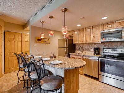 Photo for 20% Off Spring! Enjoy Breck in this Recently Updated Condo, Garage Parking, WiFi