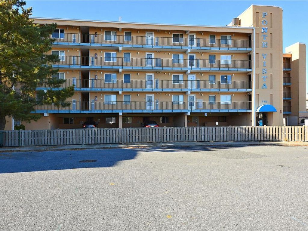 Beautiful Sunset From This Bayside First Floor 1 Bedroom 1 Bath Condo North Ocean City Ocean
