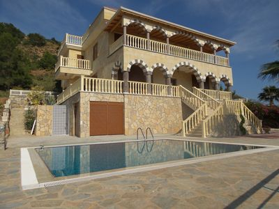 Photo for Villa Gazipasa 200 meters from the sea