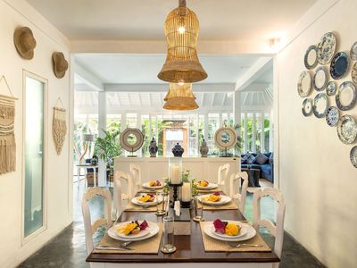 Photo for 2bedroom villa located in heart of Seminyak with private pool