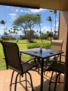 Enjoy our lanai